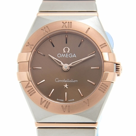 Omega 131.20.25.60.13.001 Constellation Ladies Quartz Watch