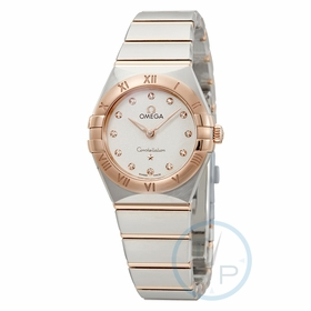Omega 131.20.25.60.52.001 Constellation Ladies Quartz Watch