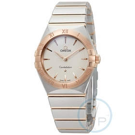 Omega 131.20.28.60.02.001 Constellation Manhattan Ladies Quartz Watch
