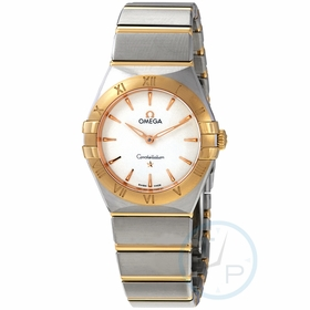 Omega 131.20.28.60.02.002 Constellation Manhattan Ladies Quartz Watch