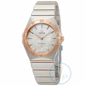 Omega 131.20.28.60.05.001 Constellation Manhattan Ladies Quartz Watch