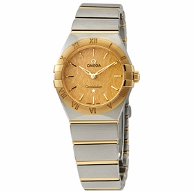 Omega 131.20.28.60.08.001 Constellation Manhattan Ladies Quartz Watch