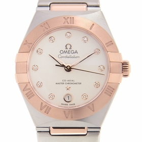 Omega 131.20.29.20.52.001 Constellation Manhattan Ladies Automatic Watch