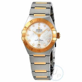 Omega 131.20.29.20.52.002 Constellation Ladies Automatic Watch
