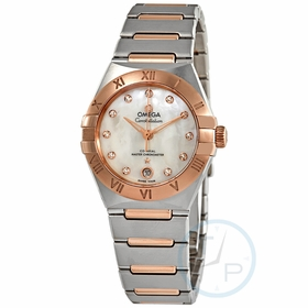 Omega 131.20.29.20.55.001 Constellation Manhattan Ladies Automatic Watch