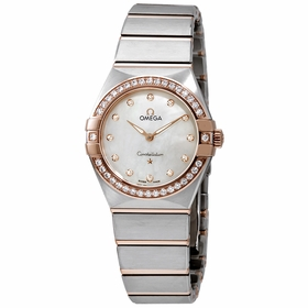 Omega 131.25.28.60.55.001 Constellation Ladies Quartz Watch