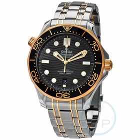 Omega 210.20.42.20.01.002 Diver 300M Mens Automatic Watch