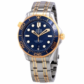 Omega 210.20.42.20.03.001 Seamaster Mens Automatic Watch