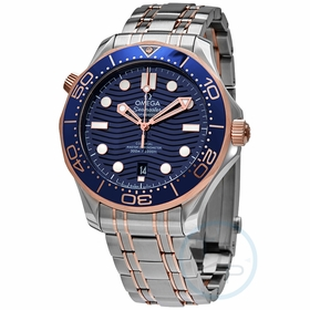 Omega 210.20.42.20.03.002 Diver 300M Mens Automatic Watch