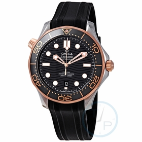 Omega 210.22.42.20.01.002 Seamaster Mens Automatic Watch