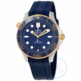 Omega 210.22.42.20.03.001 Seamaster Mens Automatic Watch