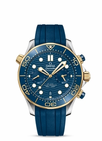 Omega 210.22.44.51.03.001 Seamaster Diver 300m  Chronograph Automatic Watch