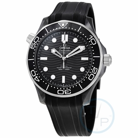 Omega 210.92.44.20.01.001 Seamaster Mens Automatic Watch