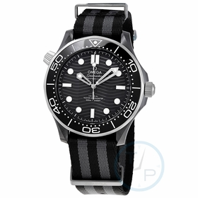 Omega 210.92.44.20.01.002 Seamaster Mens Automatic Watch