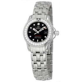 Omega 212.15.28.61.51.001 Seamaster Ladies Quartz Watch