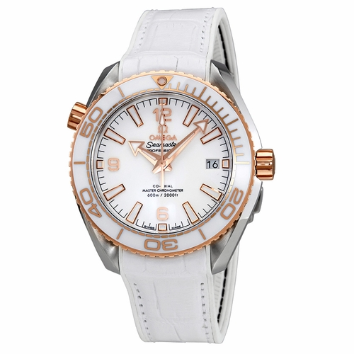 Omega 215.23.40.20.04.001 Seamaster Planet Ocean Mens Automatic Watch
