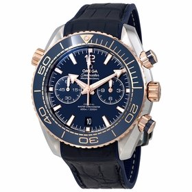 Omega 215.23.46.51.03.001 Seamaster Planet Ocean Mens Chronograph Automatic Watch