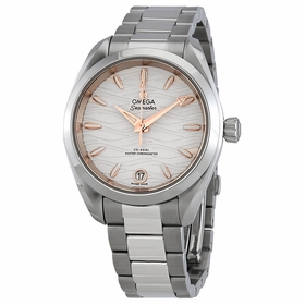 Omega 220.10.34.20.02.001 Seamaster Aqua Terra Ladies Automatic Watch