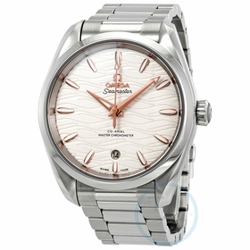 Omega 220.10.38.20.02.002 Seamaster Aqua Terra Mens Automatic Watch