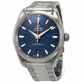 Omega 220.10.38.20.03.002 Seamaster Aqua Terra Mens Automatic Watch