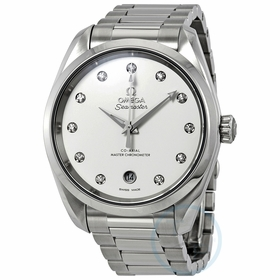 Omega 220.10.38.20.52.001 Seamaster Aqua Terra Ladies Automatic Watch