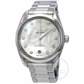 Omega 220.10.38.20.55.001 Seamaster Aqua Terra Ladies Automatic Watch