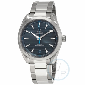 Omega 220.10.41.21.03.002 Seamaster Aqua Terra Mens Automatic Watch