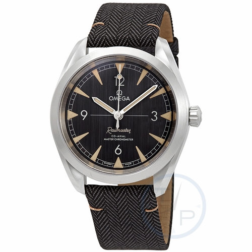 Omega 220.12.40.20.01.001 Seamaster Railmaster Mens Automatic Watch