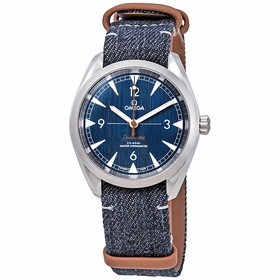 Omega 220.12.40.20.03.001 Railmaster Mens Automatic Watch