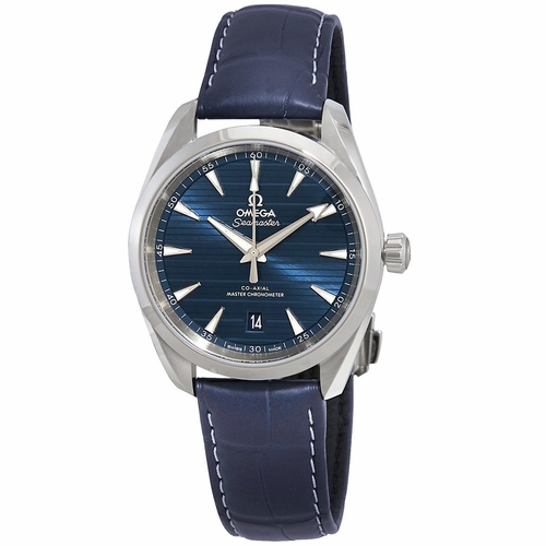Omega 220.13.38.20.03.001 Seamaster Aqua Terra Mens Automatic Watch