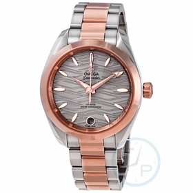 Omega 220.20.34.20.06.001 Seamaster Ladies Automatic Watch