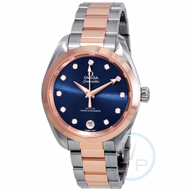 Omega 220.20.34.20.53.001 Seamaster Aqua Terra Ladies Automatic Watch