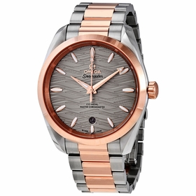 Omega 220.20.38.20.06.001 Seamaster Aqua Terra Ladies Automatic Watch