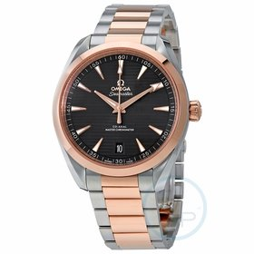 Omega 220.20.41.21.06.001 Seamaster Aqua Terra Mens Automatic Watch