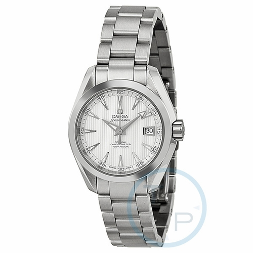 Omega 231.10.30.20.02.001 Seamaster Aqua Terra Ladies Automatic Watch
