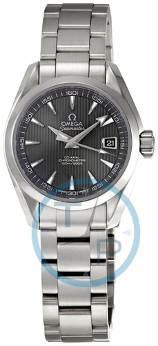 Omega 231.10.30.20.06.001 Seamaster Aqua Terra Ladies Automatic Watch