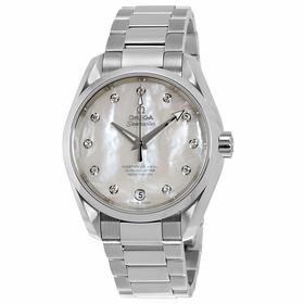 Omega 231.10.39.21.55.002 Seamaster Ladies Automatic Watch