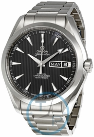 Omega 231.10.43.22.06.001 Aqua Terra Annual Calendar Mens Automatic Watch