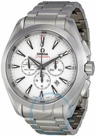 Omega 231.10.44.50.04.001 Seamaster Aqua Terra Mens Chronograph Automatic Watch