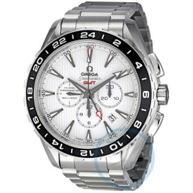 Omega 231.10.44.52.04.001 Seamaster Aqua Terra Mens Chronograph Automatic Watch