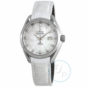 Omega 231.13.34.20.55.001 Seamaster Aqua Terra Ladies Automatic Watch