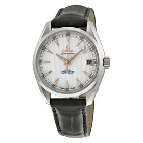 Omega 231.13.39.21.02.002 Seamaster Mens Automatic Watch