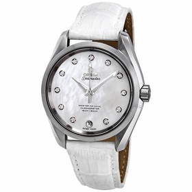Omega 231.13.39.21.55.002 Seamaster Aqua Terra Ladies Automatic Watch