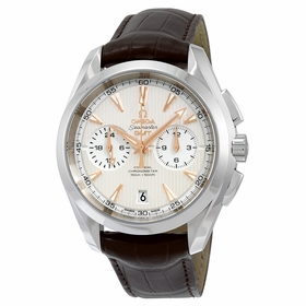 Omega 231.13.43.52.02.001 Seamaster Aqua Terra Mens Chronograph Automatic Watch