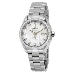 Omega 231.15.34.20.55.001 Seamaster Aqua Terra Ladies Automatic Watch