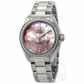 Omega 231.15.34.20.57.003 Seamaster Aqua Terra Ladies Automatic Watch