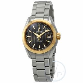 Omega 231.20.30.20.06.004 Seamaster Aqua Terra Ladies Automatic Watch