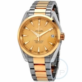 Omega 231.20.39.21.08.001 Seamaster Aqua Terra Master Co-Axial Mens Automatic Watch