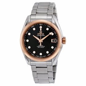 Omega 231.20.39.21.51.003 Seamaster Aqua Terra Mens Automatic Watch