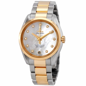Omega 231.20.39.21.55.004 Seamaster Aqua Terra Ladies Automatic Watch